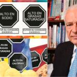 El Dr. Cormillot promueve un nuevo sistema de etiquetado de alimentos para prevenir enfermedades
